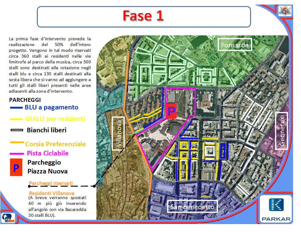 Fase 1 - mappa