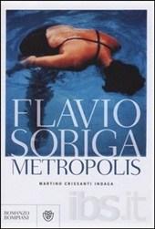 Metropolis - copertina romanzo di Flavio Soriga