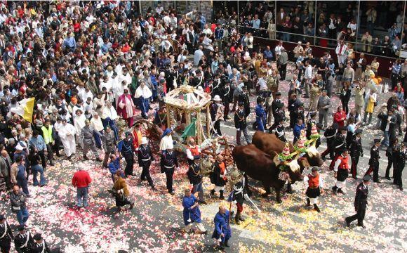 Unesco. Presentata dall'assessore Argiolas la candidatura della festa di Sant'Efisio