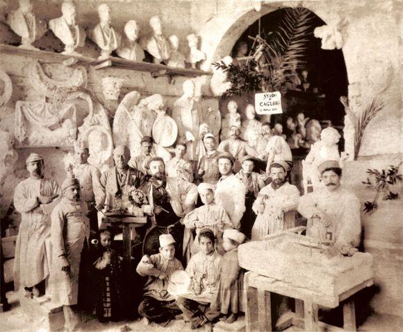 Bottega Sartorio 1895