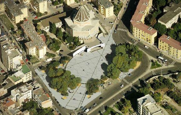 Ecco come sarà la nuova Piazza San Michele