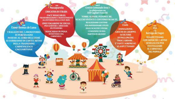 Carnevale per bambini