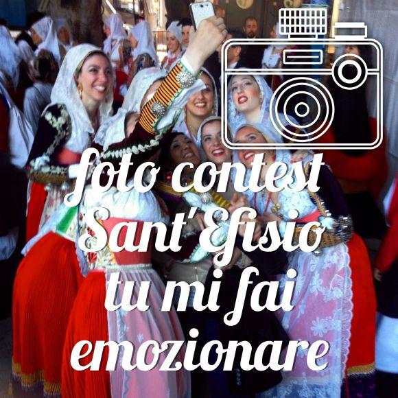 """Concorso fotografico """"Sant'Efisio tu ci fai emozionare"""""""