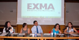 Nuova gestione dell'EXMA: Exhibiting and Moving Arts