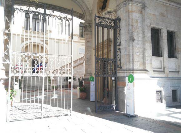 Orari invernali dell 39 infopoint turistico al palazzo civico for Orari apertura bricoman cagliari