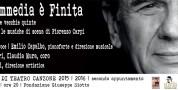 La Commedia è finita Musiche di scena di Fiorenzo Carpi a Palazzo Siotto