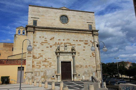 Cagliari - Chiesa San Lucifero