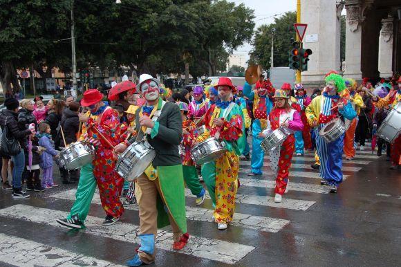 Carnevale a Cagliari
