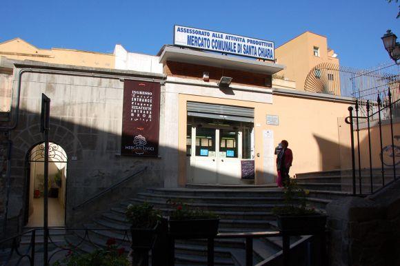 Mercato civico di Santa Chiara