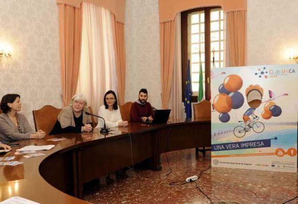 La conferenza stampa - foto di Francesco Cogotti
