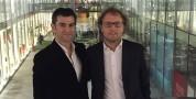 Massimo Zedda incontra Luca Lotti sottosegretario della Presidenza del Consiglio dei Ministri