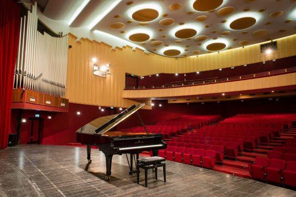 L'Auditorium del Conservatorio