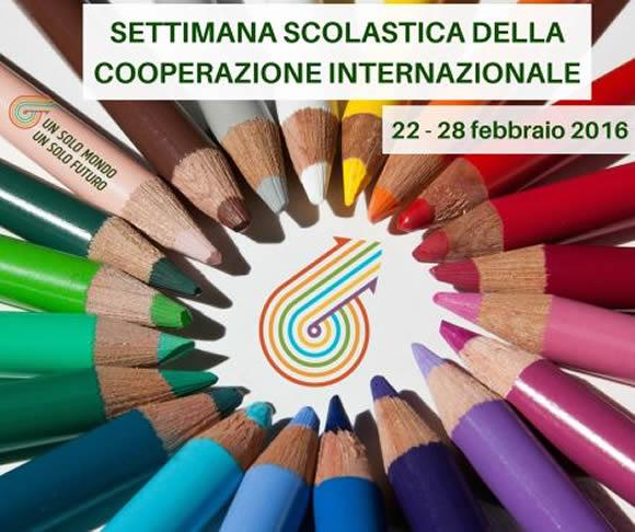 Anche la Sardegna partecipa alla Settimana scolastica della cooperazione internazionale