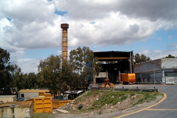 Ex inceneritore San Lorenzo