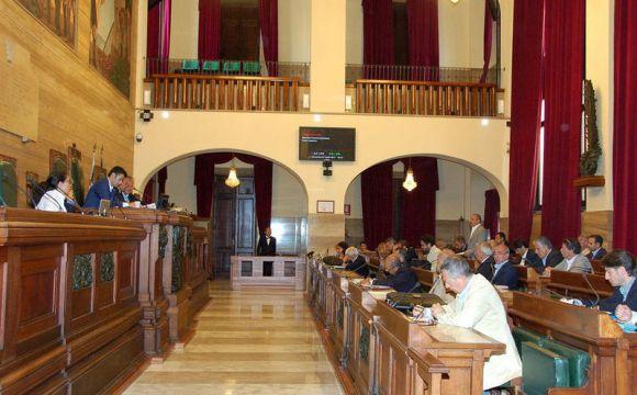 Foto d'archivio. Consiglio comunale.