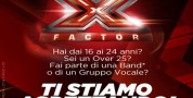 Selezioni per il talent show X Factor
