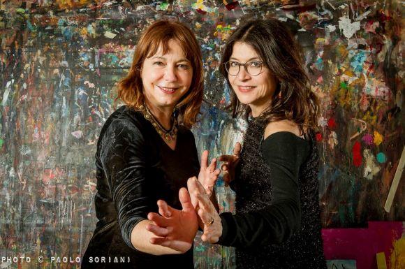 Jazz Club Network. Concerto di Maria Pia De Vito e  Rita Marcotulli