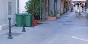 Rifiuti: controlli nel quartiere Marina