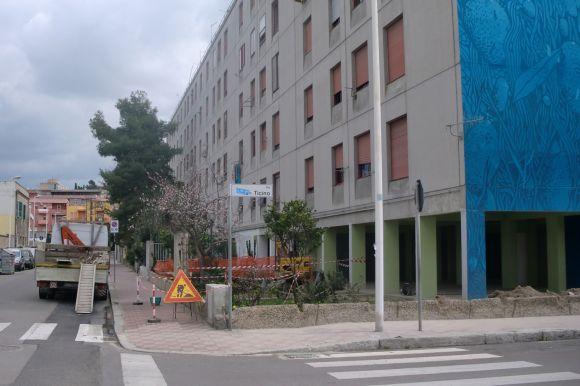 Via Tevere - Cagliari