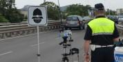 Rilevamento della velocità a Cagliari nel mese di aprile 2016