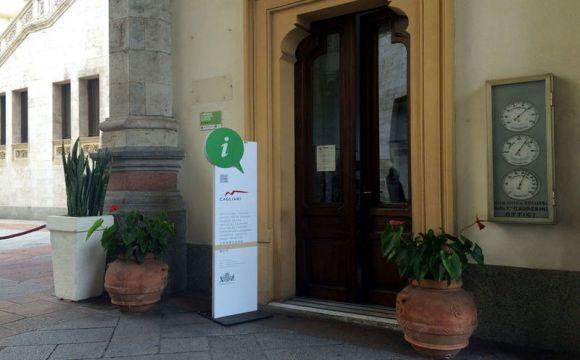 Ufficio del Turismo al Palazzo Civico