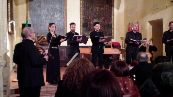 Musiche d'epoca in luoghi storici. I Madrigali di Claudio Monteverdi