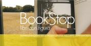 BookStop - libri con figura. Un progetto di arte contemporanea di  Alessandro Biggio