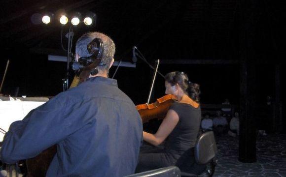 Musica in piazza a Cagliari
