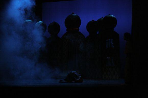 """Teatro. Con lo spettacolo """"Aladino"""" si chiude la rassegna Famiglie a Teatro"""