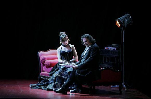 """Teatro. Debutta nell'Isola """"Venere in pelliccia"""" - di David Ives"""