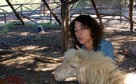 Juana Bini e l'agnello Urpino