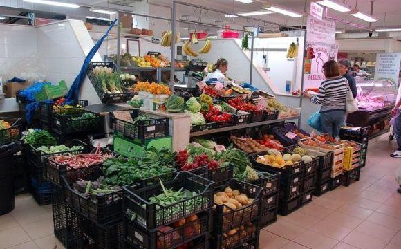 Cagliari - mercato
