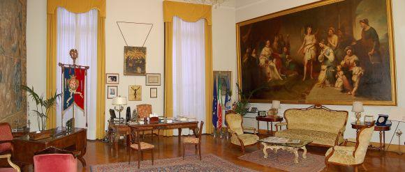 Ufficio del Sindaco - Palazzo Civico di Cagliari