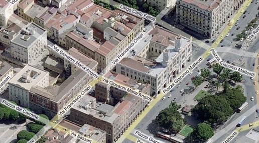 Toponomastica a Cagliari