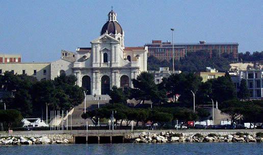 Basilica di N. S. di Bonaria a Cagliari