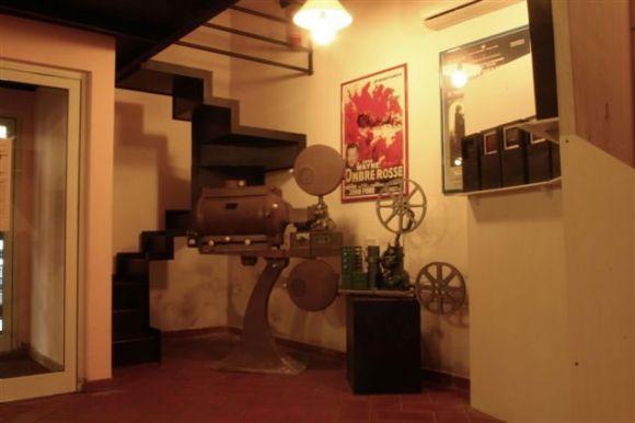 Ingresso Cineteca Sarda di Cagliari