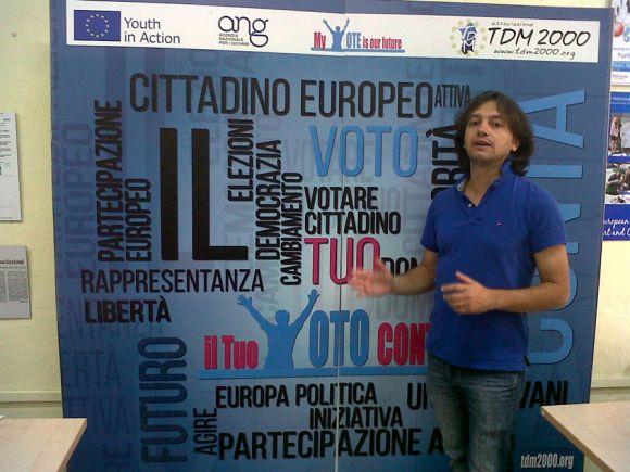 Gianluca Frongia