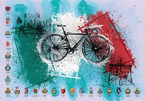 Italia 150 in bici